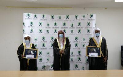 الجمعية تحقق الفوز بجائزة الملك سلمان على مستوى المملكة