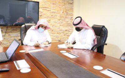 الجمعية توقع عقد شراكة مع الباتل للعطور