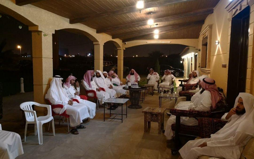 (الزيارة 6) اليوم الثالث لزيارة الشيخ الأخضر