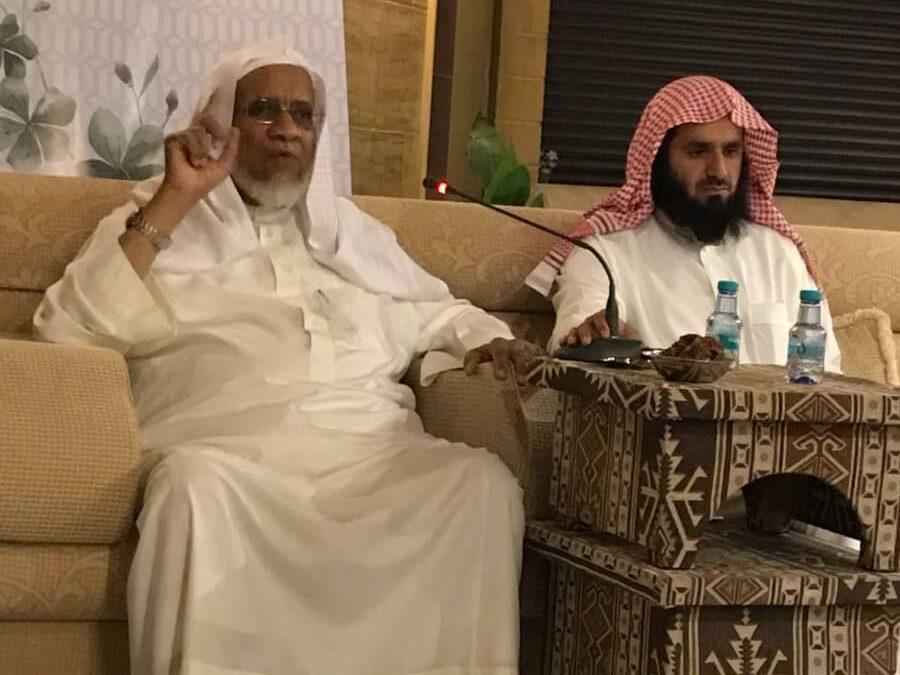 (الزيارة 6) اليوم السادس لزيارة الشيخ الأخضر